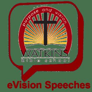 eVision Speeches
